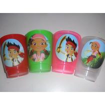 Vasos Plasticos Personalizados Lavables Cumpleaños 50u