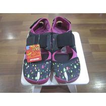 Pesuña Nena Mujer Zapatilla Urbana Velcro Guillermina