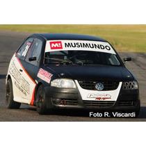 Auto De Competicion Gol Aptzp C3 !!! Completo Oferta!