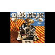 Balkan Beat Box -ku Med - Cd Nuevo Y Cerrado