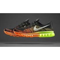 Zapatillas Nike Air Max Flyknit Hombre!!!