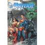 Dc Universe Online Nº 1, Ecc Ediciones De Argentina.