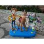 Adorno Para Torta Toy Story Mickey Y Mas..
