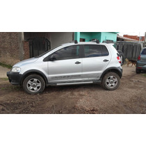 Volkswagen Cross Fox 2009 Con 103.000 Km