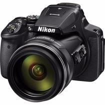 Camara Nikon Coolpix P900 16mp 83x Full Hd, Garantía 1 Año!