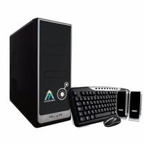 Computadora Nueva Intel X4 Quad Core 2.41ghz 4gb 500hd Dvd