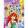 Disney Princesas Mi Libro De Historias Magneticas 42 Imanes