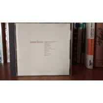James Taylor - Grandes Exitos - Cd - Usado