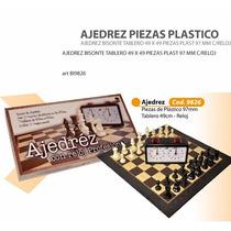 Juego De Ajedrez Con Reloj Profesional Mejor Precio!!