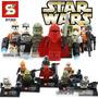 Star Wars Super Héroes Avengers Minifiguras Sy X8 Calaz Toys