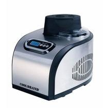 Maquina Para Hacer Helados Fabrica Coolbrand Compresor