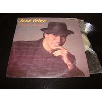 Jose Velez Como El Halcon 1990 Vinilo Lp Nm+