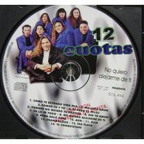 12 Cuotas-cumbia De Los 90-cd Difusion-joyita
