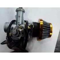 Carburador Honda Cg 150 Esd Titan + Filtro Conico Competicio