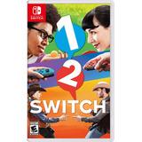 1-2 Switch  Nintendo  Fisico Nuevo Sellado