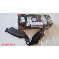 Pastilla De Freno Hd Delantera Honda Tornado Nx4 Falcon