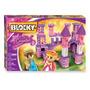 Blocky Castillo Encantado Ladrillitos Para Nenas Dimare