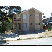 Alquiler Moderno Duplex Pinamar C/ Pileta Y Parrilla
