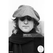 Antejos De Sol Tipo John Lennon, Lentes, Beatles, Oscuros