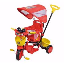 Triciclo Mickey Disney Xg-8001 C