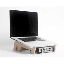 Soporte Para Notebook E Instrumentos Studio Model Bacca
