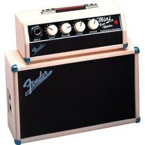 Fender Mini Tone Master Amplificador Para Guitarra Portatil