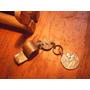 Silbato Antiguo Y Medalla