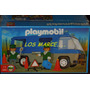 Playmobil Policia Camioneta Bombero Ambulancia 3253