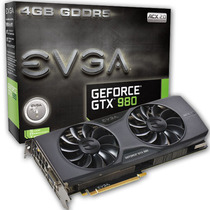 Video Geforce Gtx 980 Sc Acx 2.0 4gb Gddr5 Hdmi Supercloked