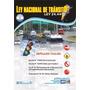 Ley Nacional De Tránsito Con Señales Viales Ley 24.449