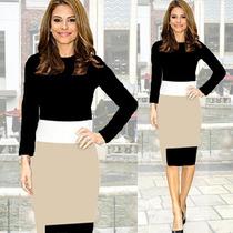 Vestido Moda Office !!!! Importado De Eeuu