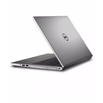 Notebook Dell Inspiron 5558 Intel I5 Touchscreen En Caja