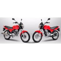 Escape Spr Acero Sprint Motomel Cg 150 S3 En Ruta 3 Motos