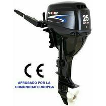 Motor Fuera De Borda Parsun 25 Hp 4 Tiempos Nuevo !!!