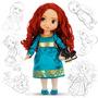 Princesas Disney Animator Merida Original Valiente