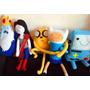 Peluches Hora De Aventura 30cm Adventure Time