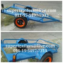Trailer Cuatri,moto,batán,supertrailers.