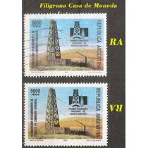 Argentina 1375 Gj 2073 Petróleo En Comodoro Rivadavia Filigr