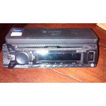 Frente De Stereo Sony Gdx 1050 Con Estuche