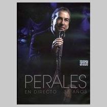 Perales Jose Luis - En Directo - 35 Años Dvd P