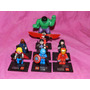 Lote Coleccion Completa Avengers X8 Personajes Onceolivos