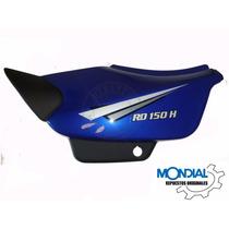 Cacha Lateral Izquierda Mondial Rd 150 H (azul) Original