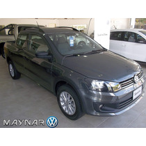Vw Saveiro Cab.doble + Power My16 Okm 2016contado -financ