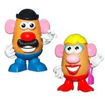 Mr Y Mrs Potato Head Señor Y Señora Cara De Papa Combo Promo