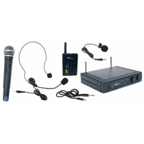 Microfono Uhf 271 Skp Mano Vincha Corbatero Garantia
