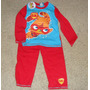 Pijama Moshi Monsters - Original - Importado