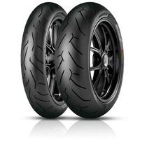 Jgo D Cubierta Pirelli 150-60 110-70-17 Diablo Rosso Freeway
