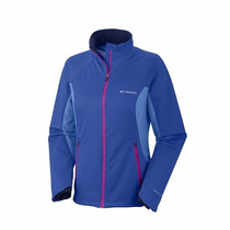 Campera Tectonic Softshell Ii Columbia Impermeable Termica