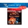 Juego Ps3 Nuevo Fisico - Mortal Kombat - Komplete Edition