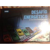 Desafío Energético - Juego De Mesa Ypf - Nuevo Cerrado
